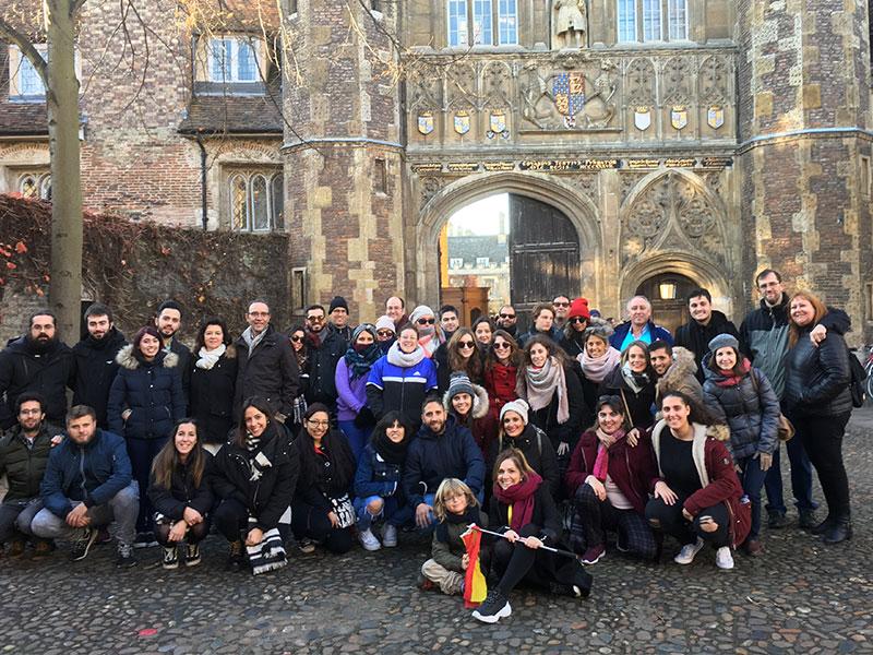 Cambridge Free Tours